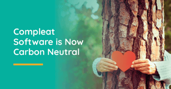 Compleat Software is Now Carbon Neutral2