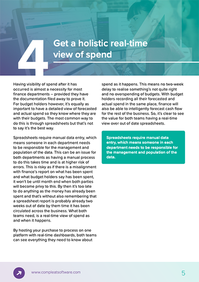White paper_5 tips to achive unity between budget holders and finance teams_3