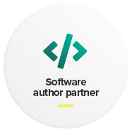 Client logo_Software author partner