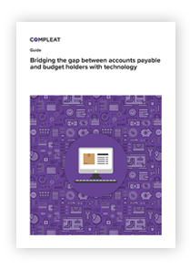 Guide_Bridging the gap between accounts payable and budget holders