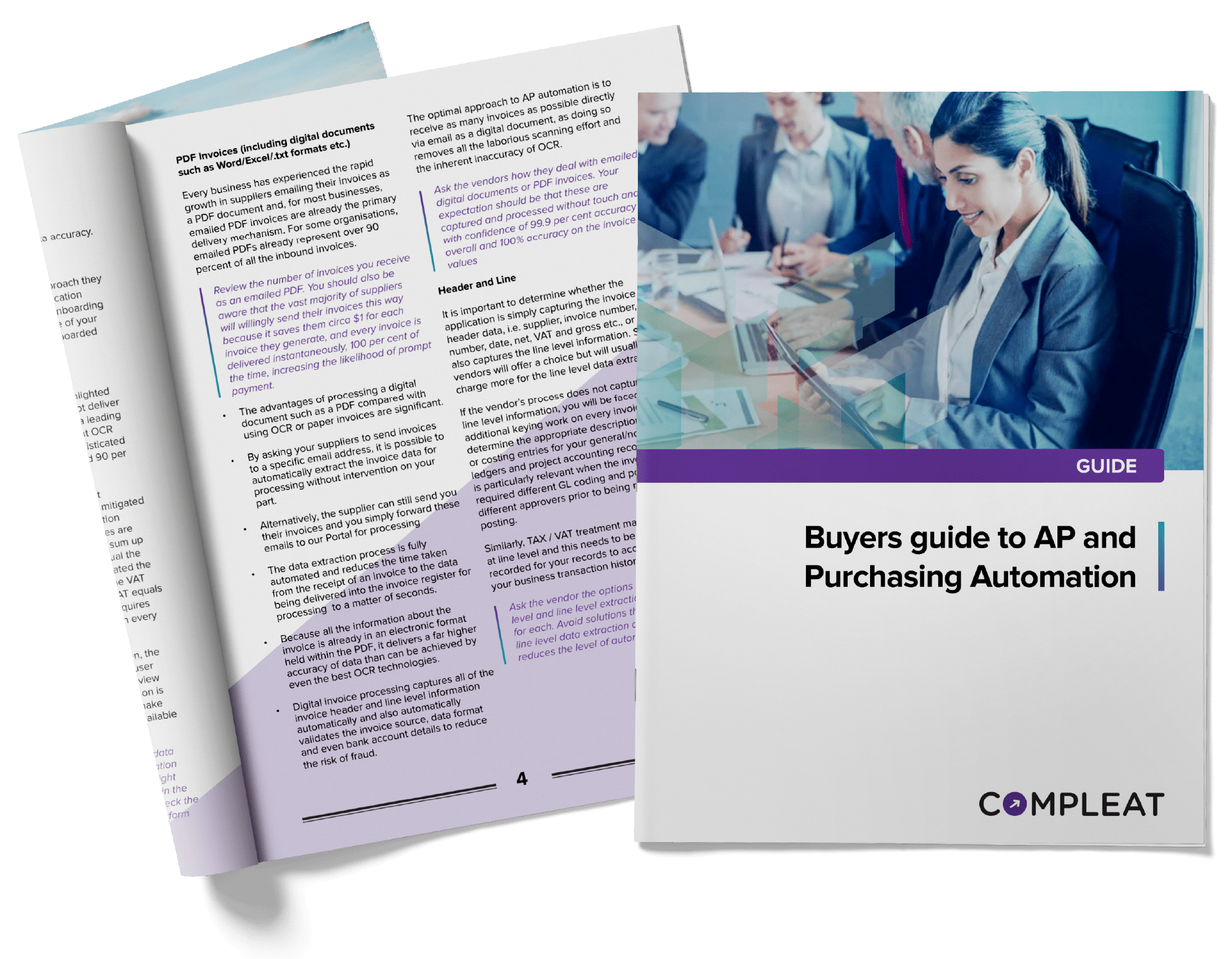 Buyers guide to AP and Purchasing Automation thumbnail