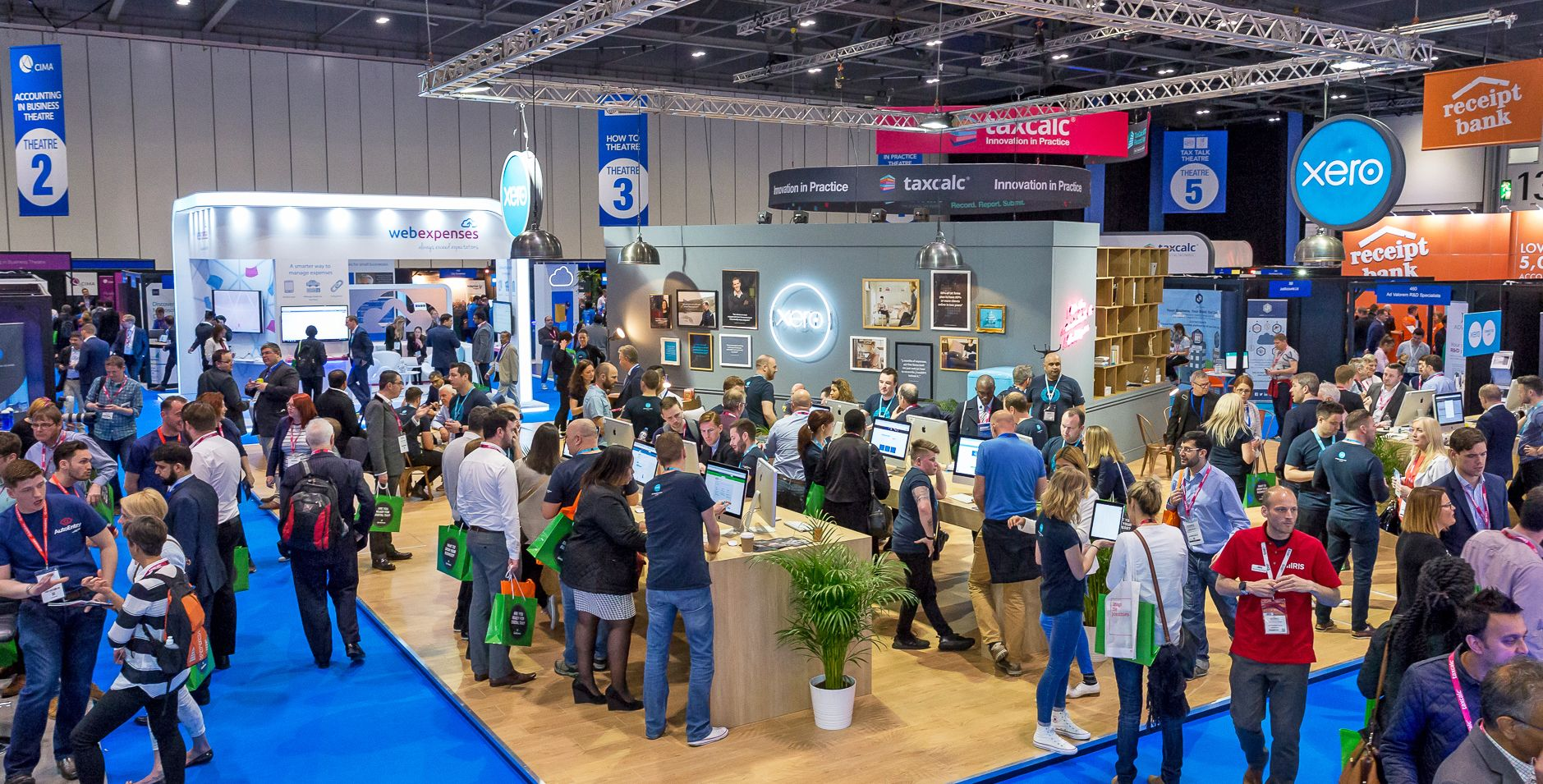 Top 8 reasons to attend Accountex 2019
